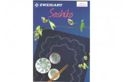 """Livret Zweigart N° 297 """"Sashiko"""""""