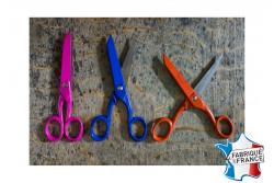 Ciseaux de couturière peinture époxy Bohin 17 cm