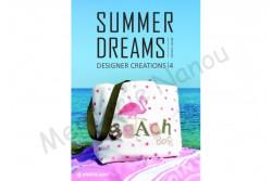 """Livret Zweigart N° 308 """"Summer Deams"""""""
