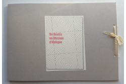 """Livre de motifs pour le boutis """" de Boutis en Illusion d'optique"""""""