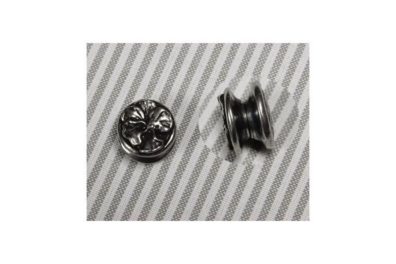 aimant bouton pour aiguilles de brodeuse diam 14 mm. Black Bedroom Furniture Sets. Home Design Ideas