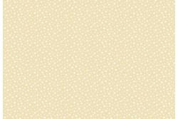 Tissu Essential Star Full Cream