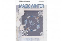 """Livret Zweigart N° 312 """"Magic Winter"""""""