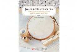 """Livre """"Jours à Fils Ressérés"""" volume 1"""