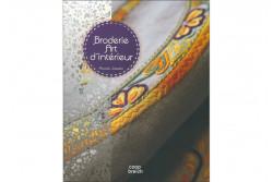 Livre : Broderie Art d'Intérieur