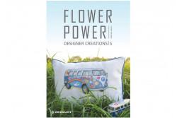 "Livret Zweigart N° 315 ""Flower Power"""