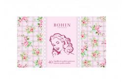 Carnet de 40 Aiguilles - 185 ans - rose marlène de BOHIN