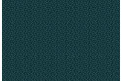 """Tissu patch à petits motifs """"Petits ovales sur fond bleu nuit"""""""