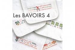"""Diagramme au point de croix Lilipoints """" Les bavoirs 4"""""""