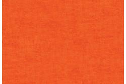 Tissu Patch Stof mélange ton sur ton orange
