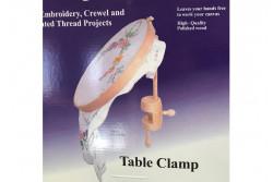 Tambour de table vis à bois 20cm