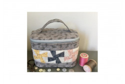 "Kit patchwork ""mini Vanity Gris"""