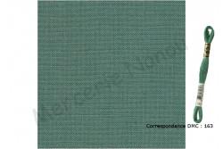 Toile de lin naturel Newcastle de Zweigart, coloris 101 ivoire