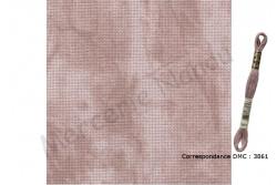 Etamine unifil MURANO de Zweigart, coloris 3219 sepia