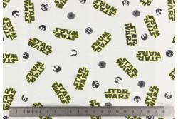 """coupon de tissu pour masque """"Star Wars"""""""