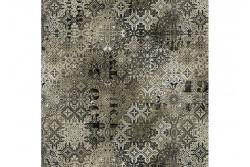 "Tissu Stof ""Faded Tile - Neutral"" de Tim Holtz"