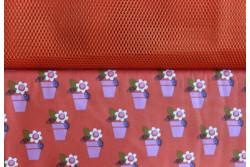 """Kit pour fabriquer un """"Sac à vrac"""" Pot de Fleurs"""