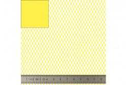 """Tissu filet """"Mesh Fabric"""" couleur jaune"""