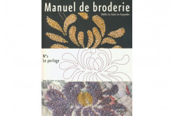 Manuel de Broderie n°1 : Le Perlage