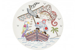 """Kit de broderie traditionnelle """"Sacha pirate des mers"""""""
