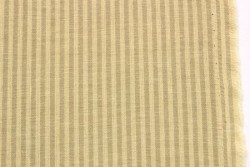 """Tissu Patchwork Stof """" Stripes """" beige et grège"""