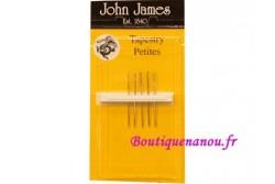 Aiguilles John James petites 28