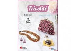 Livre Frivolité, avec des perles