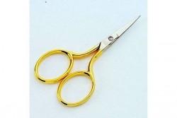 Ciseaux de broderie Prémax mini doré
