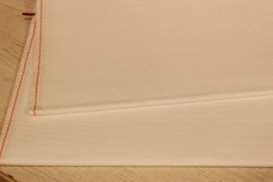 toile FEIN AIDA 7 pts/cm de Zweigart, coloris 100 blanc