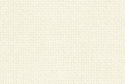 toile FEIN AIDA 7 pts de Zweigart, coloris 101 ivoire