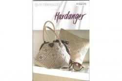 Livret Zweigart N° 270 divers modèles de broderie Hardanger