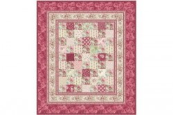 Patron gratuit de patchwork Quilt Gate Collection RURU
