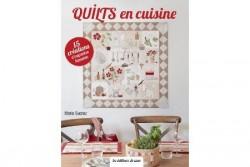 """Livre """" Quilts en Cuisine"""""""