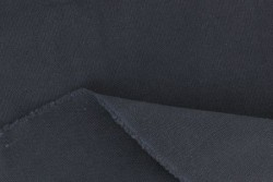 Tissu bachette vintage pour sac Hand Made col Jean's