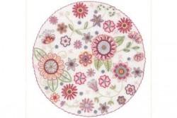 """Kit de broderie traditionnelle """"Mandala N°7"""""""
