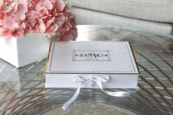 Coffret DMC FIL OR 24 CARATS