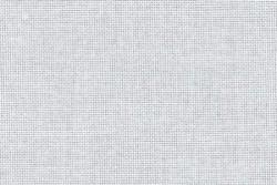 Toile Verdal de Zweigart, coloris 100 blanc, 16 fils au cm.