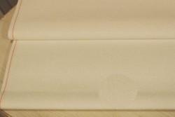toile Aïda extra fine 8 pts au cm, coloris 11 blanc lurex
