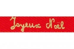 "Ruban message "" Joyeux Noël """