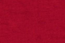 Tissu Patch Stof mélange ton sur ton Rouge sang