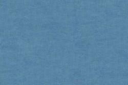 Tissu Patch Stof mélange ton sur ton Bleu ciel
