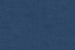 Tissu Patch Stof mélange ton sur ton Bleu marine