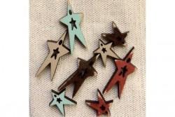 """Boutons  """" Mini étoiles """""""