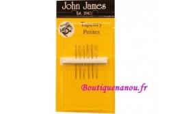 Aiguilles John James petites 26