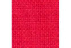 Toile Aida de Zweigart, coloris  954 rouge