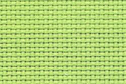 Toile Aida de Zweigart, coloris  6140 vert anis