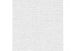 Toile Aida de Zweigart, coloris  100 blanc