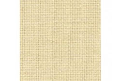 Toile Aida de Zweigart, coloris  264 écru largeur 150