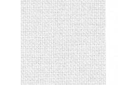 AIDA extra fine de Zweigart, coloris 100 blanc