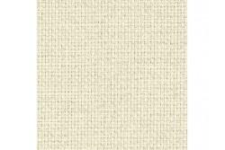 Toile Aida 6.4 pts au cm, coloris 101 ivoire